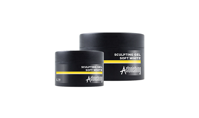 Sculpting Gel Soft White